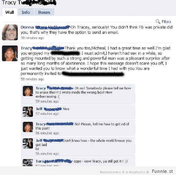 Older women on facebook