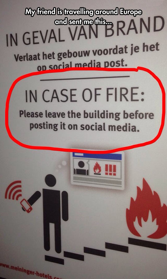 case-fire-sign-phone-exit