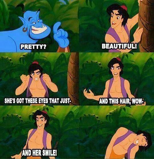 When Men Are In Love