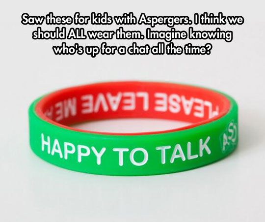 We Should All Wear Them