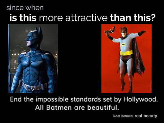 Equality For Batman