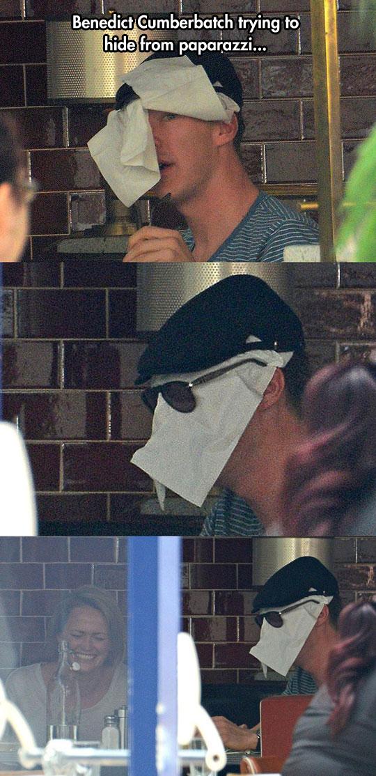 cool-Benedict-Cumberbatch-napkin-face-paparazzi