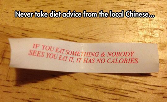 Tricky Diet Advice
