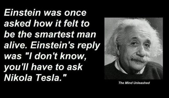 Smartest Man Alive