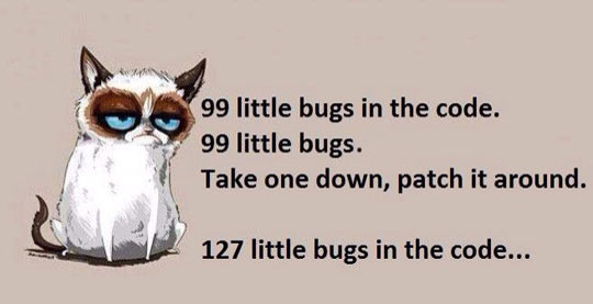 Programmers Know The Struggle