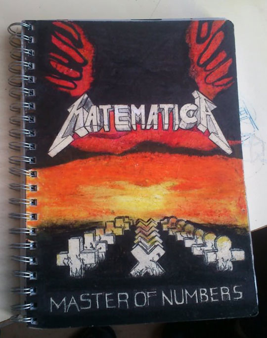 cool-Metallica-notebook-cover-math-painted