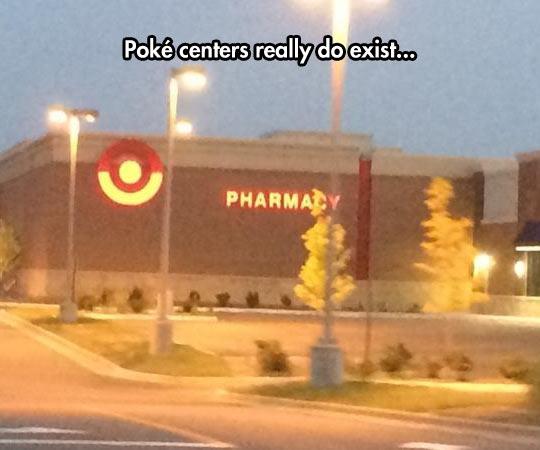 Real Poke Center