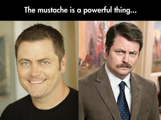 The True Power Of A Mustache