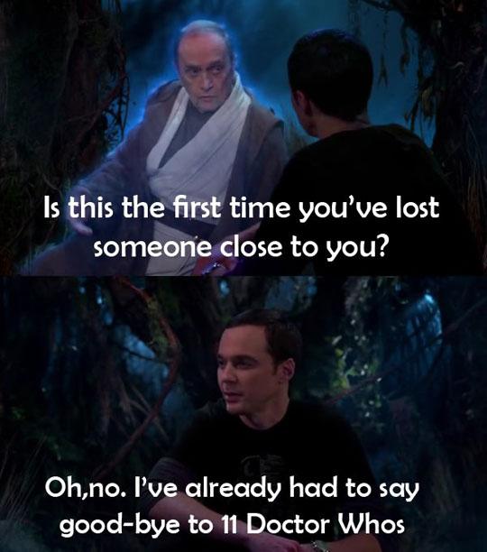 Sheldon Cooper Being Sheldon Cooper
