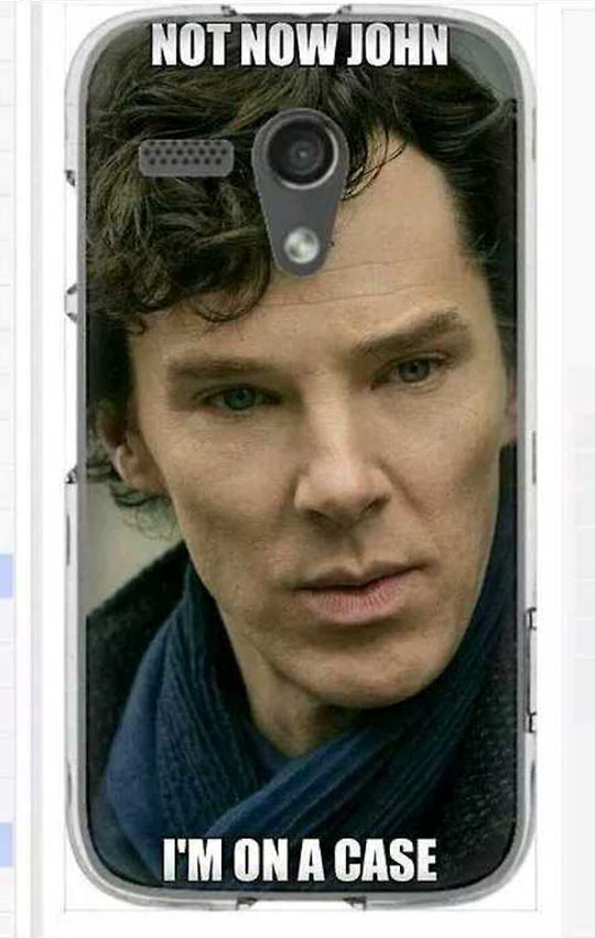 Probably The Worst Sherlock Joke Ever, But It Makes Me Laugh