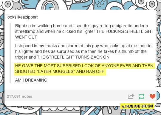 Later Muggles