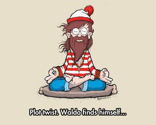 Ever Wondered What Happened To Waldo?
