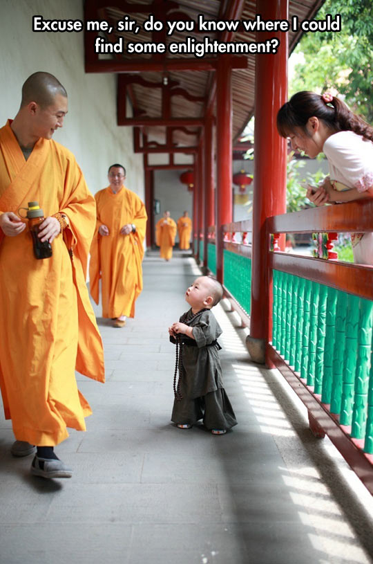 cool-baby-monk-Asian-smile