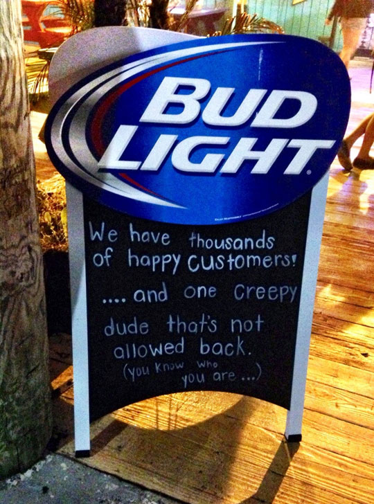 cool-bar-sign-happy-costumers