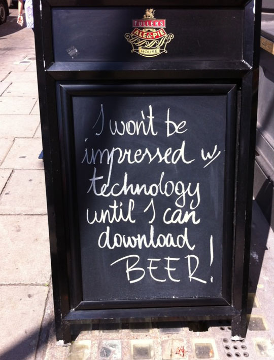 Impressed By Technology