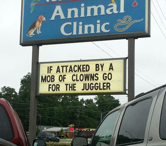 cool-billboard-clowns-mob-attack