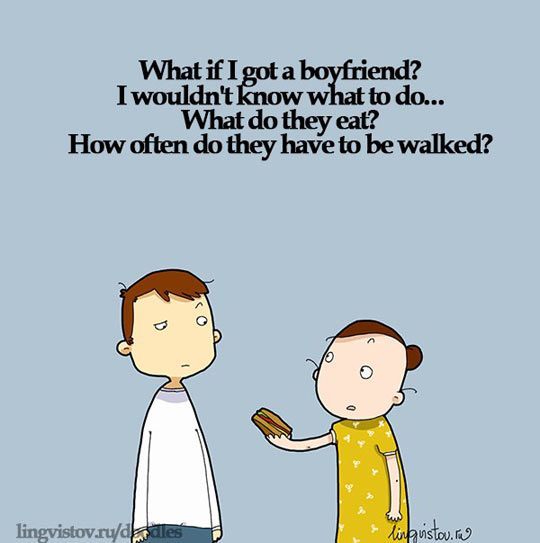 But What If I Got A Boyfriend?