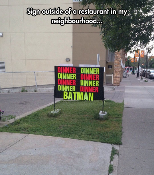 The Restaurant Gotham Deserves