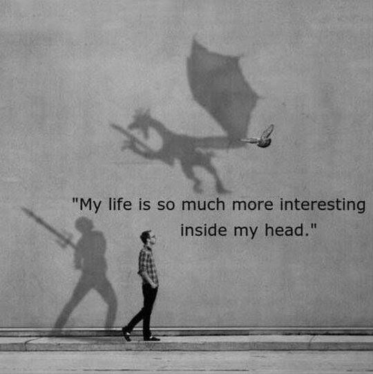 Always An Adventure In My Mind