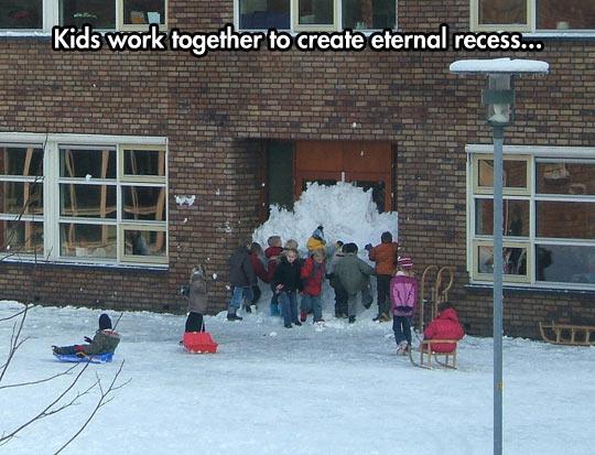 Team Work For A Convenient Cause