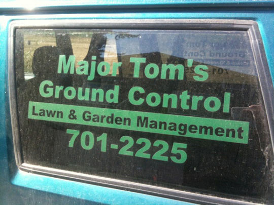 perfect name for a lawn care business