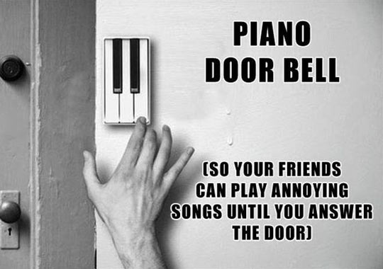Door Bell With Music
