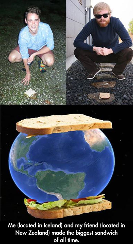 Biggest Sandwich Ever