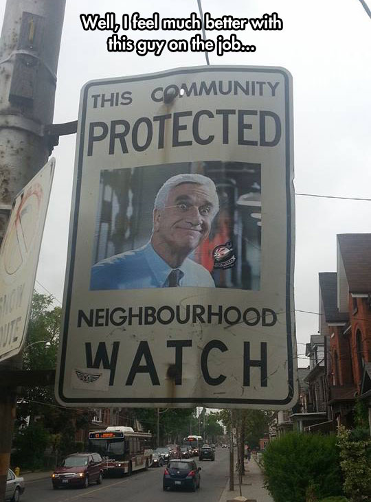 Best Neighborhood Watch In Town