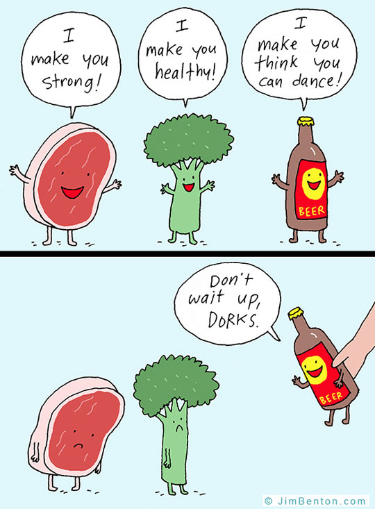 Beer Always Finds A Way