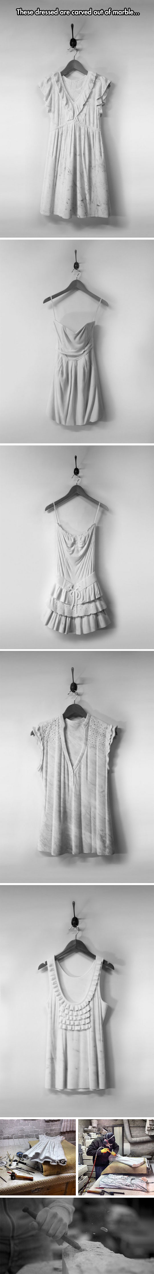 dress-marble-carved