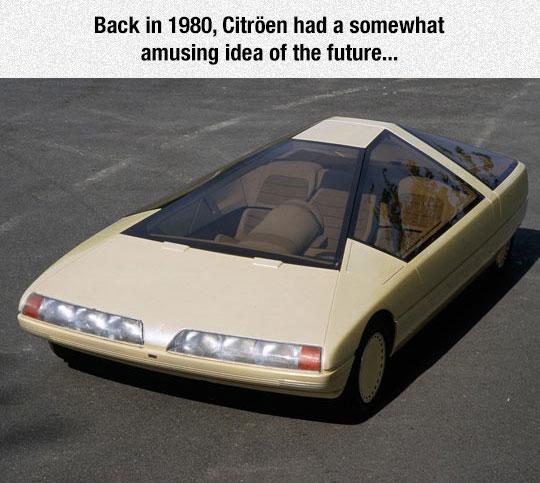 Amusing Idea Of The Future