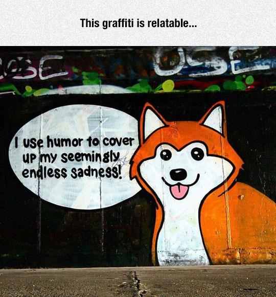 funny-graffiti-fox-art