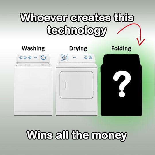 This Is A Billion Dollar Idea