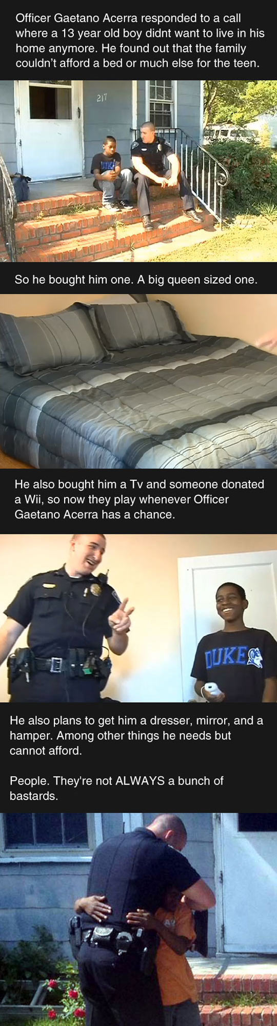 A Good Police Officer