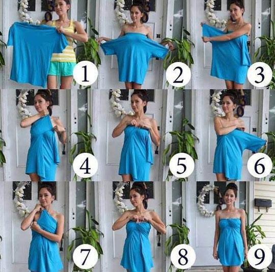 shirt-dress-girl-steps
