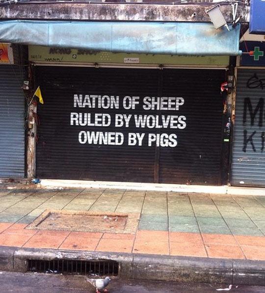 Like Animal Farm