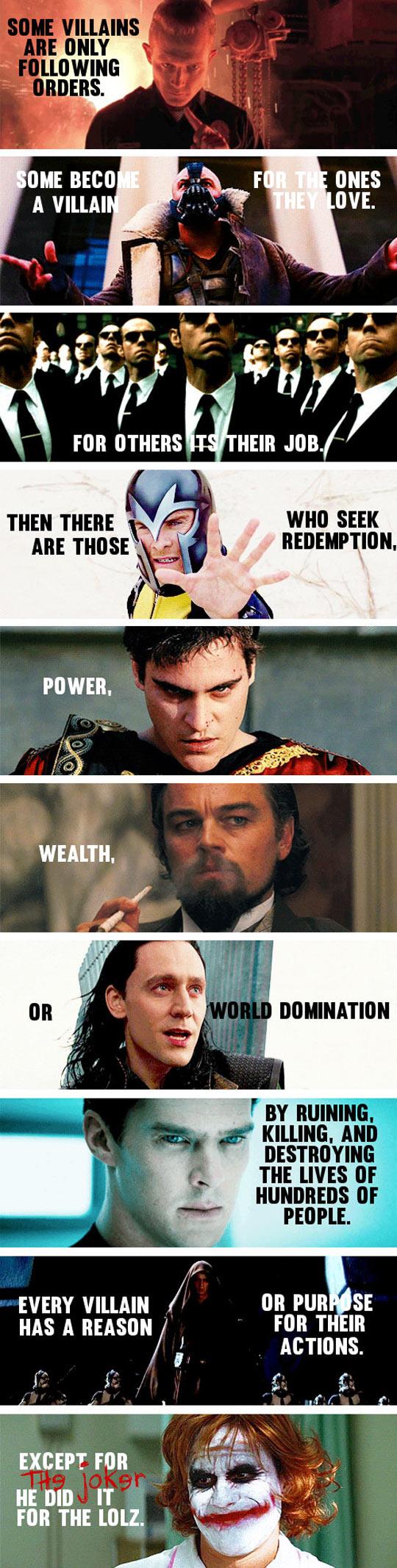 villains-movies-reasons-Joker-laugh