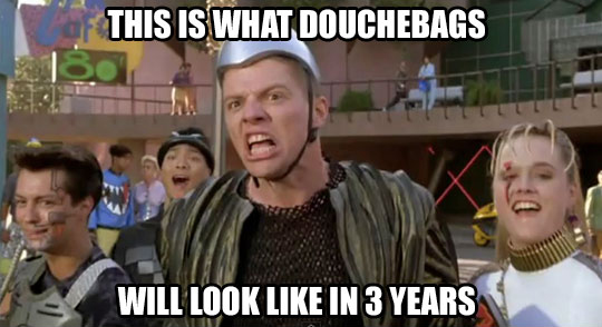 According to Back To The Future