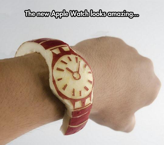 Eco-Friendly Apple