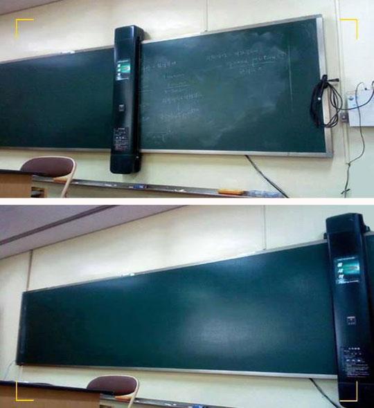 Electronic Eraser In Japanese School