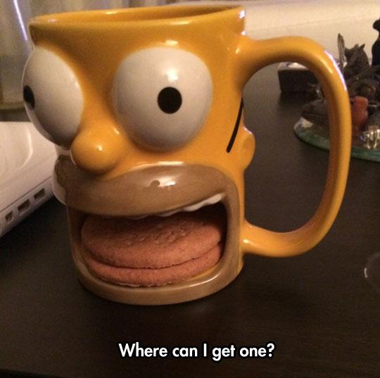 Homer Mug