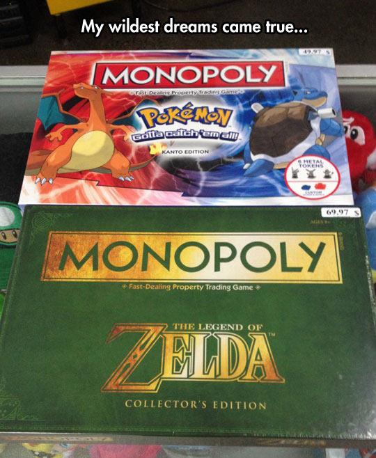 Monopoly-special-edition-Zelda-Pokemon