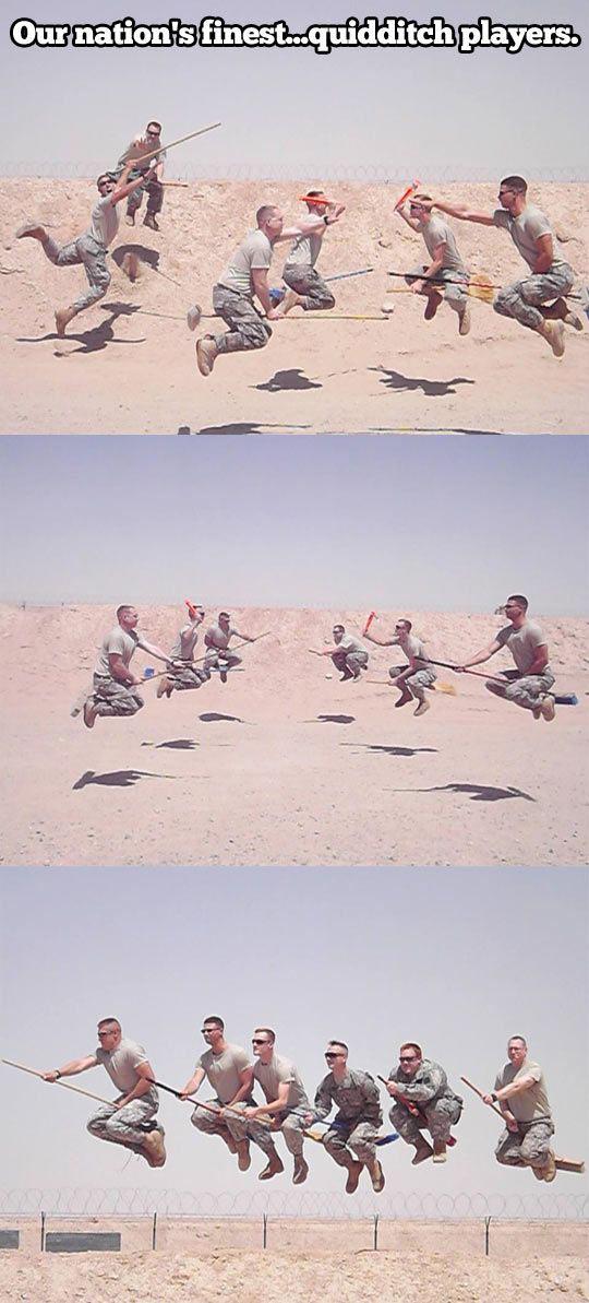 Quidditch Dream Team