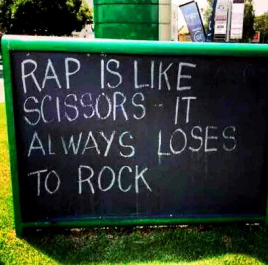 Rap Music Reality