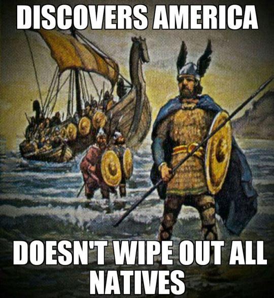 The Vikings Were Good Guys