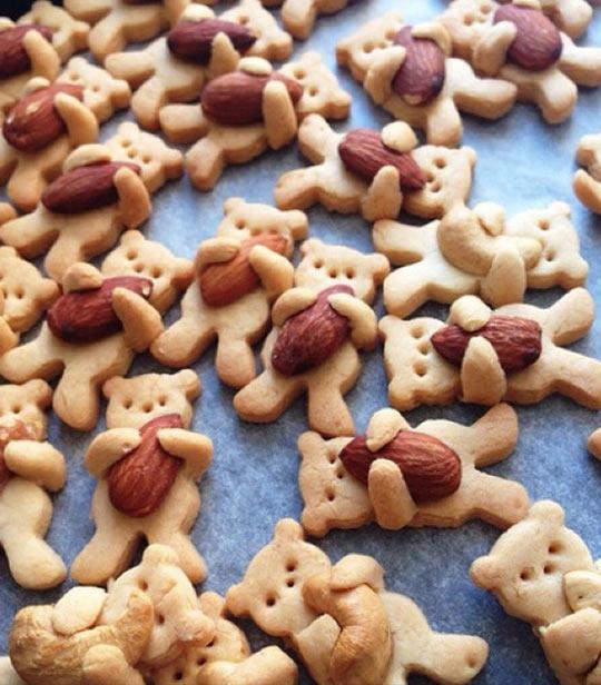 Yep, Those Are Cookies