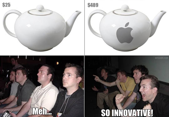 How The Mind Of An Apple Consumer Works