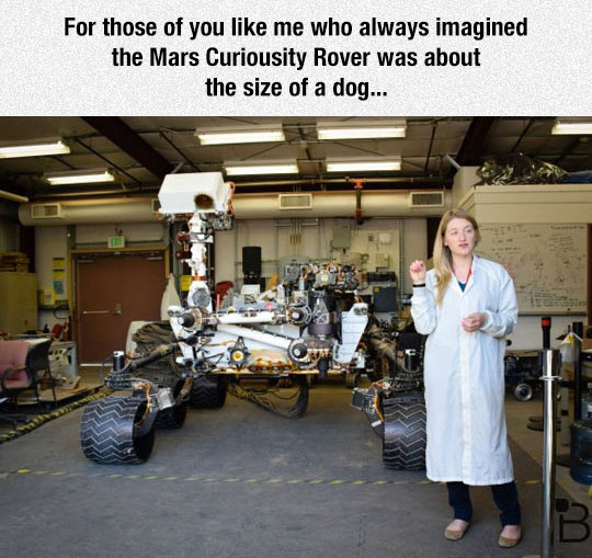 mars rover size-#24