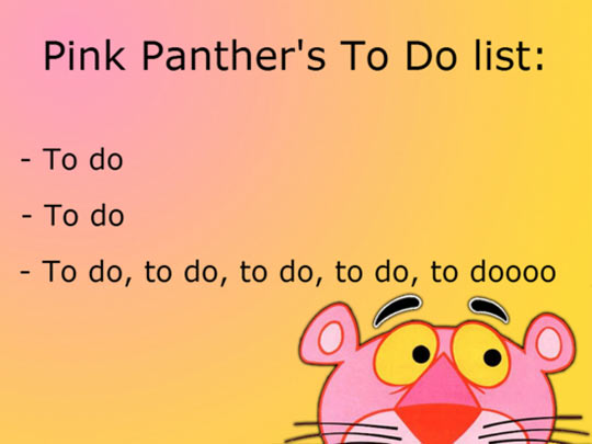 cool-Pink-Panther-to-do-list-song