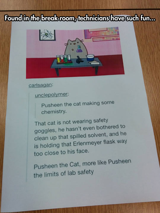 cool-Pusheen-cat-science-chemistry